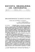 REVISTA BRASILEIRA DE GEOGRAFIA - Biblioteca IBGE - Page 3