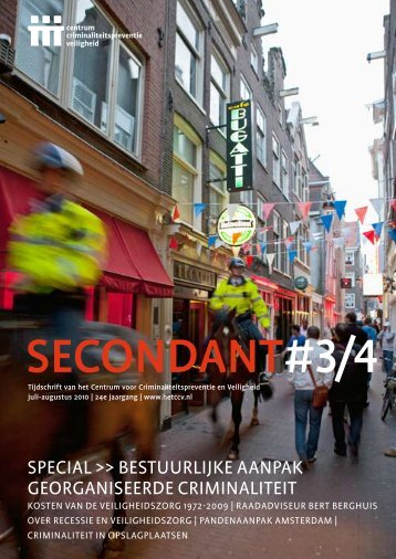 SECONDANT#3/4 - Bureau Beke