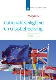 nationale veiligheid en crisisbeheersing - Bureau Beke
