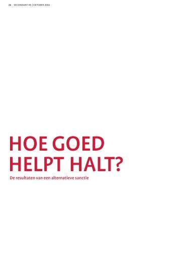 hOE gOED hElpT hAlT? - Bureau Beke