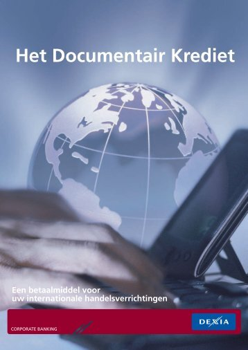 Het Documentair Krediet - Belfius