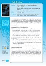 Georganiseerde voertuigcriminaliteit in Nederland - Bureau Beke