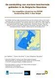 De aanduiding van Mariene Beschermde Gebieden in de Belgische ... - Page 3