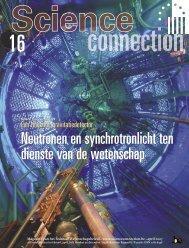 Neutronen en synchrotronlicht ten dienste van de wetenschap