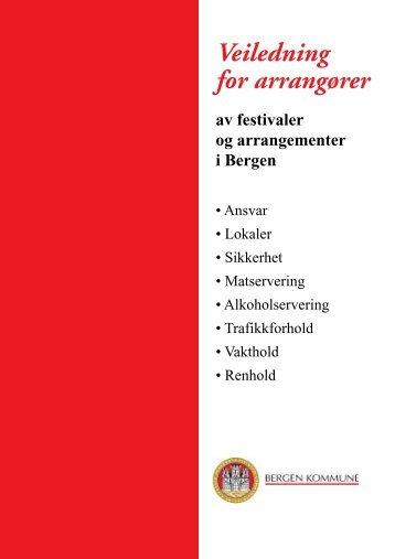 Veiledning_arrang - Bergen kommune