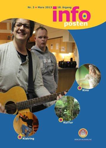 Info-posten mars 2013 - Bergen kommune