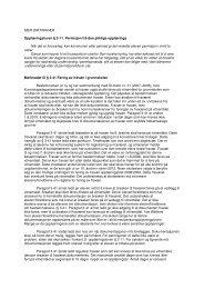 MER OM FRAVÆR Opplæringsloven § 2-11. Permisjon frå den ...