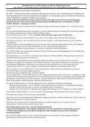 1 Haushaltsrede der SPD-Fraktion im Rat der Stadt Bergneustadt ...