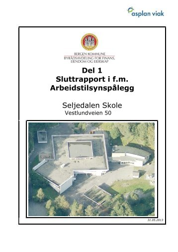 Seljedalen skole - Bergen kommune