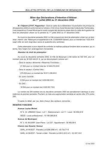 Terrain à bâtir - Parcelle Lot 0913 - Besançon