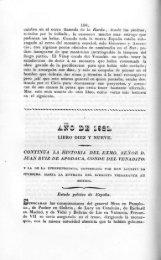 Libro diez y nueve - Bicentenario