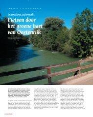 Fietsen door het groene hart van Oostenrijk - BIKE & trekking