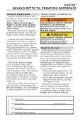 Brugermanual til cykler - Bike-Manual.com - Page 2