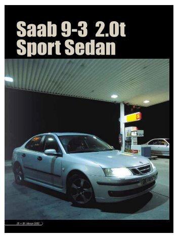 Saab 9-3 2.0t Sport Sedan - BilNorge.no