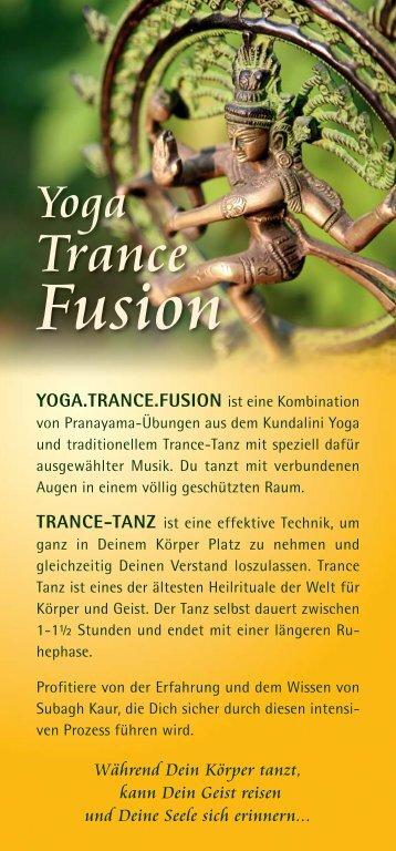Yoga Trance Fusion - ARDAS