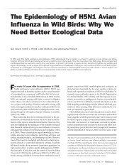 Yasue et al., BioScience 56 - BirdLife International