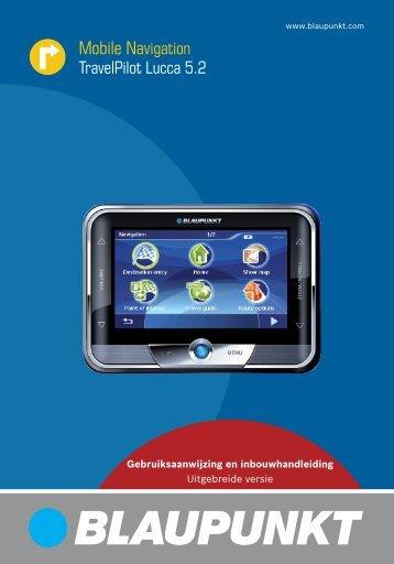 Mobile Navigation - Blaupunkt