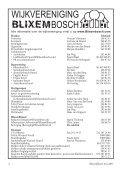 Onze wijk leeft! - Wijkvereniging Blixembosch - Page 2