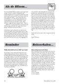 Onze wijk leeft! - Wijkvereniging Blixembosch - Page 7