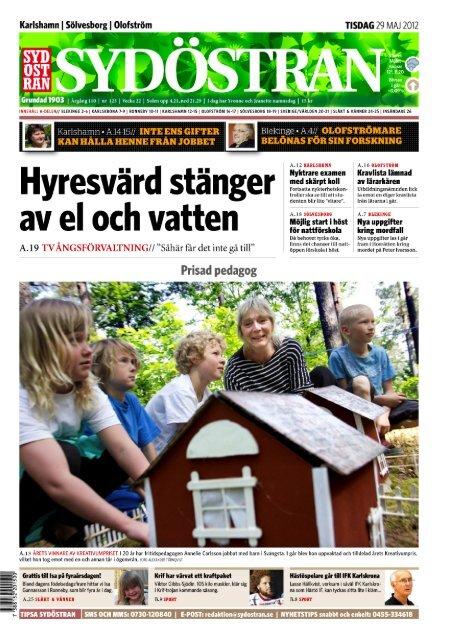 Lars Erik Tommy Johnsson, Elleholmsvgen 183, Mrrum