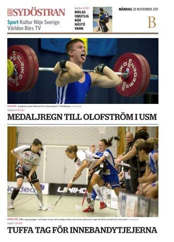 Sport - BLT/Sydöstran