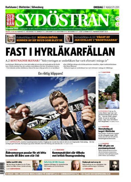 norska tjejer söker män i karlshamn