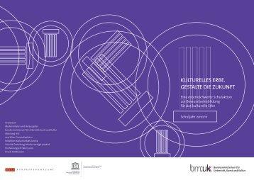 Folder - Bundesministerium für Unterricht, Kunst und Kultur