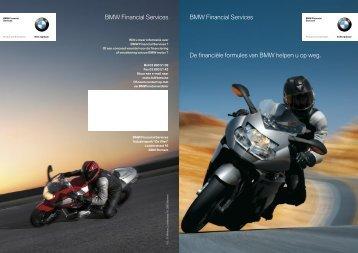 BMW Financial Services - BMW Motorrad Belgium