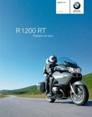 Brochure R 1200 RT (PDF, 2,1 MB)