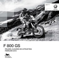 PL_F 800 GS 01-13-NL-sw.indd - BMW Nederland