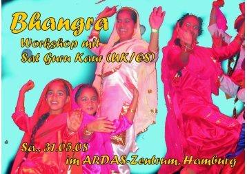 Bhangra Sat Guru 2008 - ARDAS