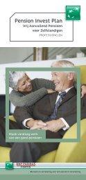 Pension Invest Plan - VAPZ brochure (pdf) - BNP Paribas Fortis