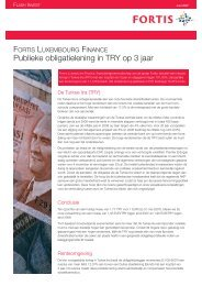 Flash Invest - BNP Paribas Fortis