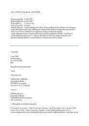 LJN: AZ9872, Hoge Raad , C06/022HR - College bouw ...