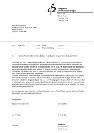 Intern referentiekader substitutie in ambulante zorgvormen in de ...