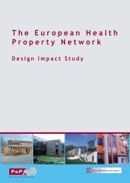 EuHPN: Design Impact Study - College bouw zorginstellingen