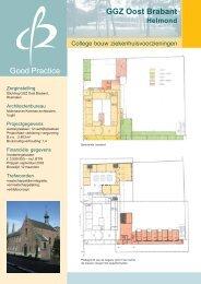 Good Practice GGZ Oost Brabant - College bouw zorginstellingen