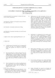 Europaparlamentets och rådets förordning (EU) nr 305/2011 av den ...