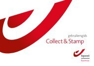 Collect & Stamp - De Post