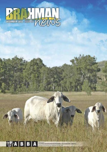 DOWNLOAD PDF 9.6mb - Australian Brahman Breeders Association