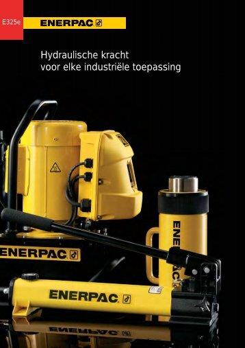 Hydraulische kracht voor elke industriële toepassing - Brammer