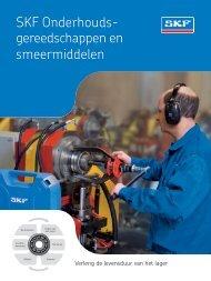 SKF Onderhouds- gereedschappen en smeermiddelen - Brammer