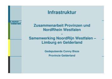 Infrastruktur - Bezirksregierung Düsseldorf
