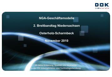 NGA-Geschäftsmodelle