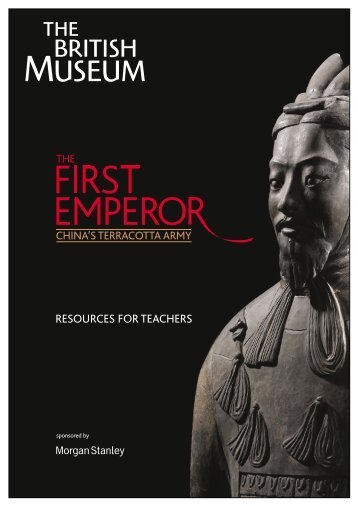 RESOURCES FOR TEACHERS - British Museum