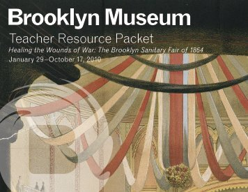 Teacher Resource Packet - Brooklyn Museum