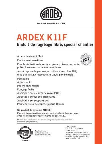 ardex b12 enduit de ragr age du b ton. Black Bedroom Furniture Sets. Home Design Ideas