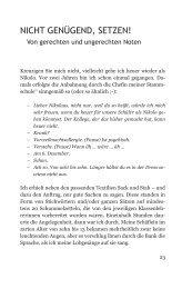Leseprobe - Buchliebling.com