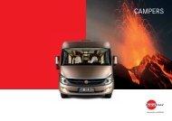 Buerstner complete brochure Campers NL 2012 - Bürstner GmbH