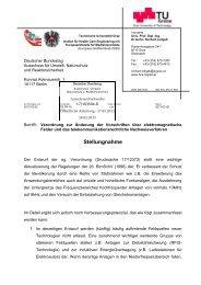 Stellungnahme: Prof. Dr. Norbert Leitgeb - Deutscher Bundestag